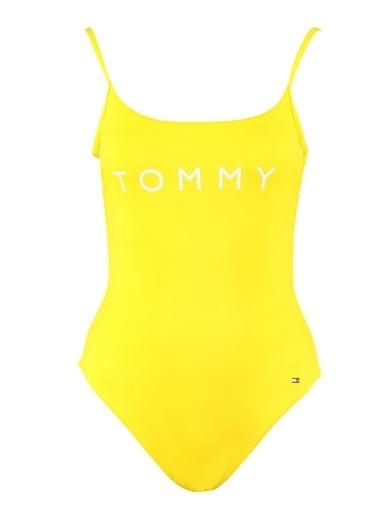 Tommy Hilfiger Mayo Sarı